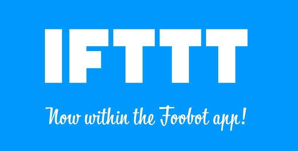 foobot air quality and ifttt