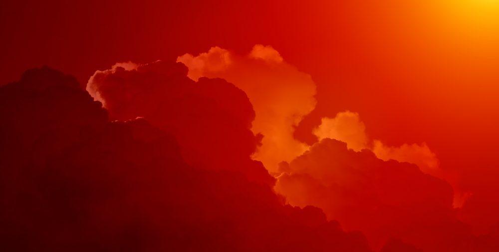 summer heats affect pollution spikes