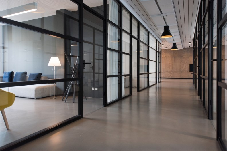 demand controlled ventilation in a multi zone office building