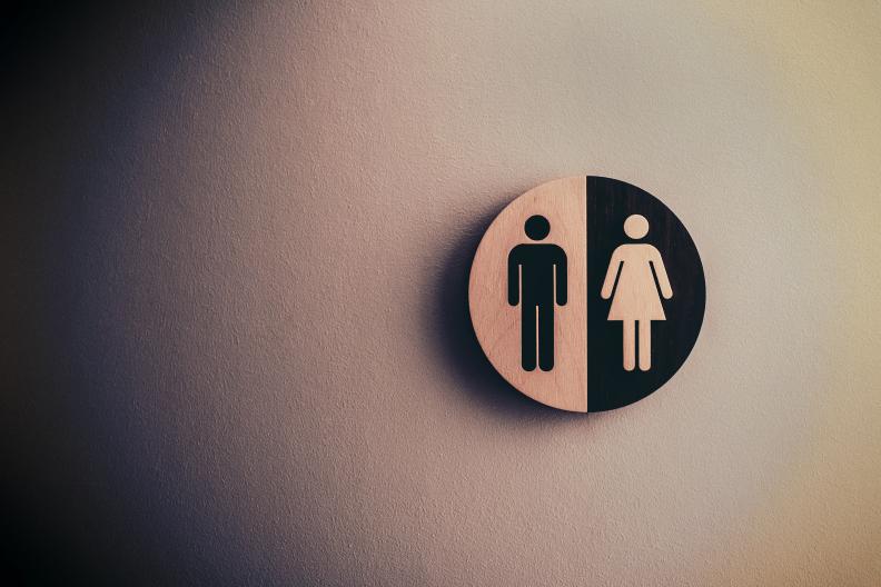 gender segregation in the office